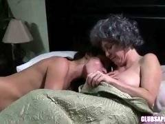 ClubSapphic - RayVeness and Samantha Ryan, and Her Thing for Older Ladies