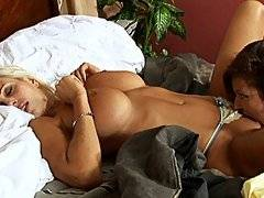 Puma Swedes pussy gets licked by her lover Elexis Monroe