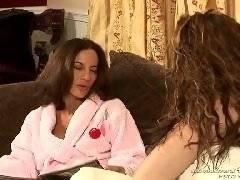 Sexy lesbian women from  Sweet Heart Video