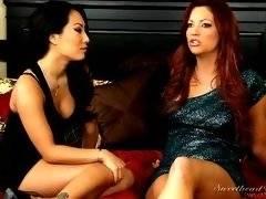 Beautifu lesbian babes from Sweet Heart Video