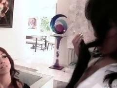 Sluts fucked each other from EvilAngel HD