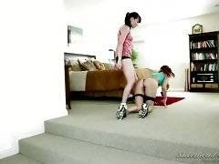 Lesbians In Charge, Scene #03. Dana DeArmond, Karlie Montana