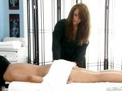 I\\\'ve Never Had a Massage. Tegan Summers, Lilly Evans