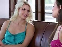 Lesbian Hitchhiker #06, Scene #04. Avril Hall, Dillion Harper