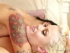 Hot lesbian porn from Sweet Heart Video HD
