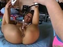 Lesbian anal sex from EvilAngel HD