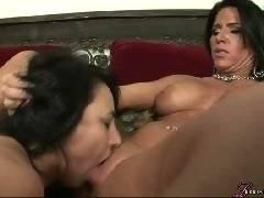 lesbian factor - Her First Older Woman #09, Scene #1