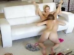 Lesbian Analingus #03, Scene #03. Maddy OReilly, Cherie DeVille