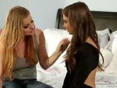 Lesbian Adventures - Older Women Younger Girls #04, Scene #02. Riley Reid, Sovereign Syre