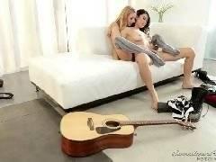 Lexi Belle Loves Girls, Scene #02