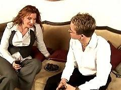Redhead babe Nica Noelle masturbates in the bath tub while thinking about Alex Mackay