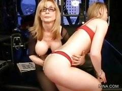 Nina-Justine Joli Nina Hartley