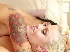 Hot lesbian porn from Sweet Heart Video HD