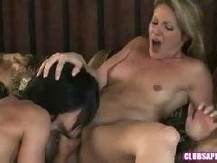ClubSapphic - Alyssa Reece and Samantha Ryan...
